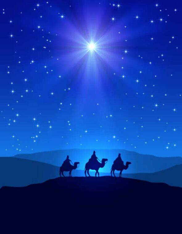What on earth were the Magi thinking?